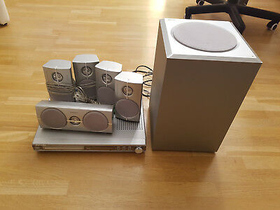 Philips Dolby Home Entertaiment System 5.1 LX3600D