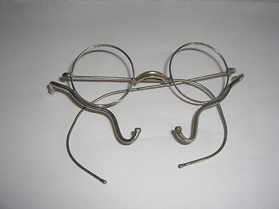 Vintage Oxygen Spectacles. Stainless Steel. No Tubing.