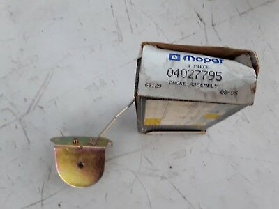 Mopar Nos Choke Assembly # O4O27795  71 & Up Thermo-Quad 340/360