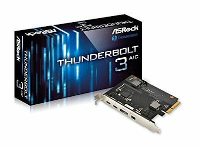 ASRock Add-On Card Model THUNDERBOLT 3 AIC F/S H