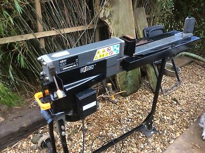 Log Splitter 5 ton complete with stand