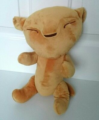 """Disney Theatre Musical The Lion King Simba Cub Baby Plush Cuddly Soft Toy 15"""""""