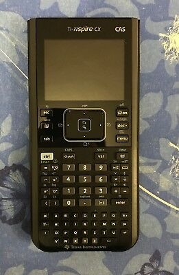 TI-nspire CX CAS Texas Instruments Grafikrechner