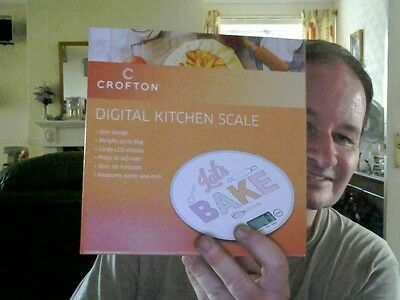 Crofton Digital Kitchen Scales Perfect Birthday Gift Free Uk Post