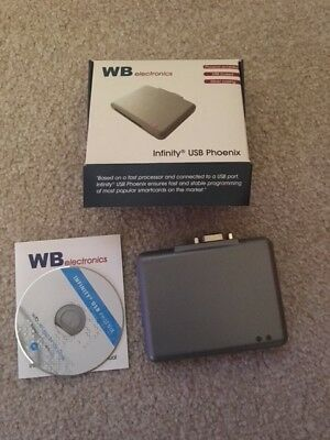 Infinity USB Phoenix Programmer PIC AVR - Original Packaging Used Condition