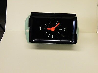 1964 Chevy Impala, Belair, Biscayne Original Clock Made in the USA by Westclox