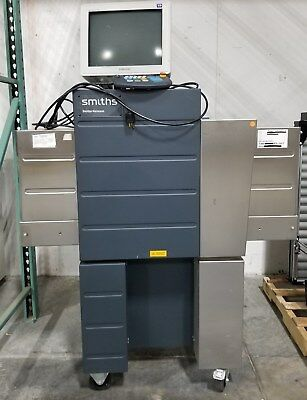 Smiths Heimann 5030 X-Ray Scanner Parcel Baggage Cargo XRay Inspection 5030