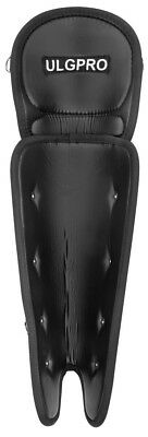 Rawlings ULGPRO Baseball/Softball Umpire Leg Guards - Black