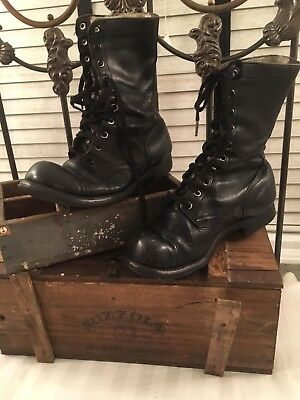 1960s Military Combat Boots
