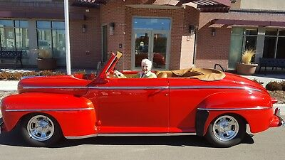 1948 Ford Other Convertible 1948 Ford Super Deluxe conertible