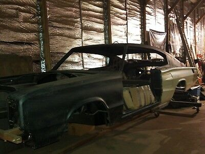 1966 Dodge Charger  1966 dodge charger,rust free super clean body,great restomd ,pro touring body
