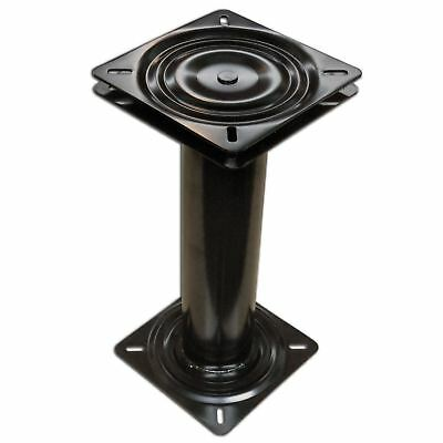 """Fixed 14"""" Height Pedestal Seat Base with 360º Swivel for Boats- Five Oceans (BC"""