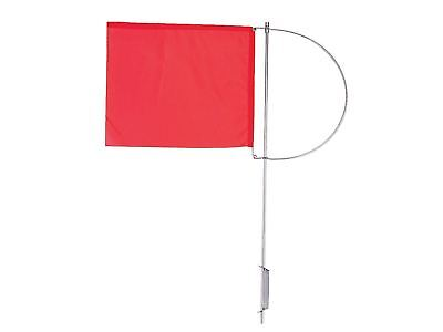 """Red Wind Indicator Flag - 5-1/8"""" x 4-3/8"""" - Five Oceans (BC-2318)"""