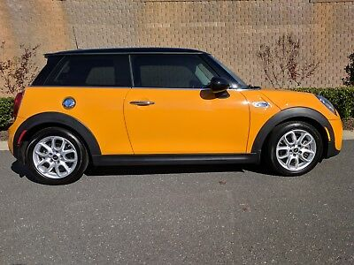 2015 Mini Cooper S Rear Spoiler 2015 MINI Cooper Turbo S