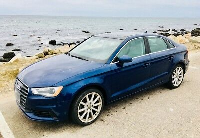 2015 Audi A3 Premium Plus One owner, my former company lease car.  Sunroof, brand new tires,... Sweet!