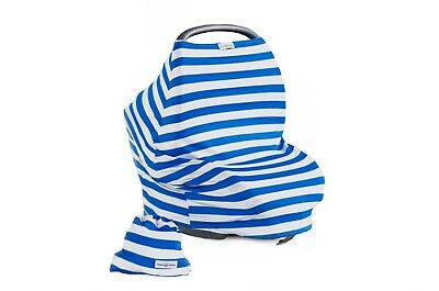 Nursing/Car Seat Cover with Travel Bag