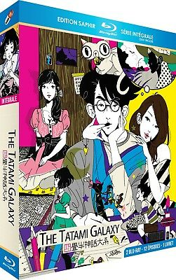 ★ The Tatami Galaxy ★ Intégrale - Edition Saphir [2 Blu-ray]