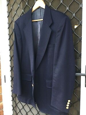 Arnold Palmer Blazer Executive  Collection, Navy Blue