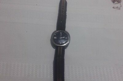 Vintage  Automatic Seiko mens watch 7005-6020- for parts- restore