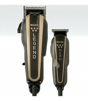 Wahl Legend + Hero Pack Limited Edition + Neceser de Regalo