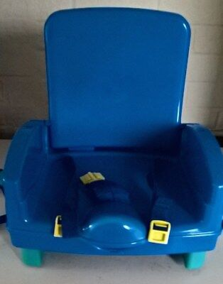 Safety 1st Toddler Feeding Booster Seat with Harness