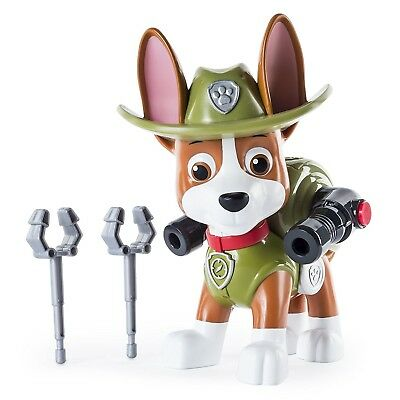 (Zuma) - Paw Patrol Jumbo Action Pup Tracker, Jungle Rescue. Shipping Included