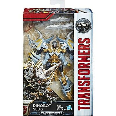 Transformers: The Last Knight Premier Edition Deluxe Dinobot Slug. Free Shipping