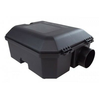 PROFESSIONAL RODENT BAIT STATION BOX ONLY -NO TRAP Block Bait Rat Mouse Mice