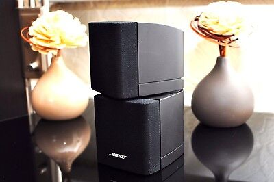 Bose 1x Acoustimass Double speaker. Top Condition, powerful.Fully directional..
