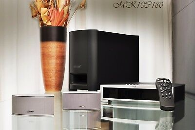 BOSE 3-2-1 Series II DVD. Absolutely Stunning & Powerful. Excellent Condition-