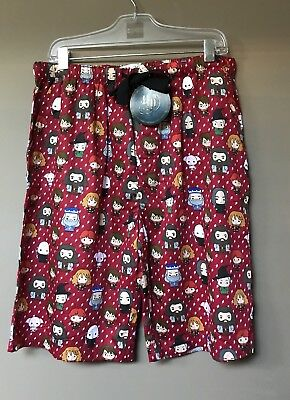 Peter Alexander Harry Porter Men's Shorts Size XL RRP$59.95