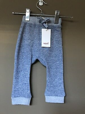 Seed Heritage Baby Boy Pants Size 6-12 Months RRP$29.95