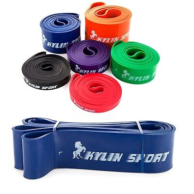 KYLIN SPORT Resistance Band Assisted Pull Up Bands Training Yoga Pilates