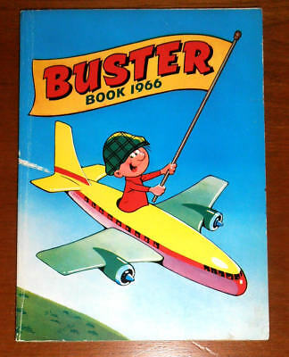 BUSTER Annual Book 1966 Very Good+