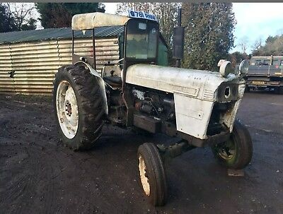 david brown 990 selectamatic tractor