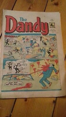 The Dandy comic number 1769 October 18th 1975