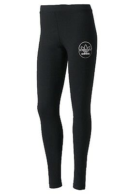 (Size 36, Black/Negro) - adidas Women's Leggings Leggins. Brand New