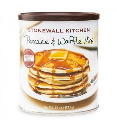 Stonewall Kitchen Pancake And Waffle Mix - Gluten Free 453.6g x