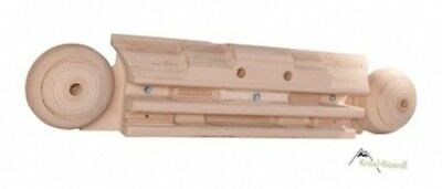 Kraxlboard Xtreme - top quality hangboard, probably the most versatile wood