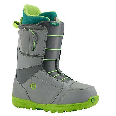 Burton Moto Snowboard Boot Men - Gray Green