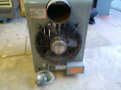 combat style heater by Modine