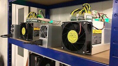 Antminer S9 13.5 TH/S (Jan batch) + official PSU Brand New Free Delivery