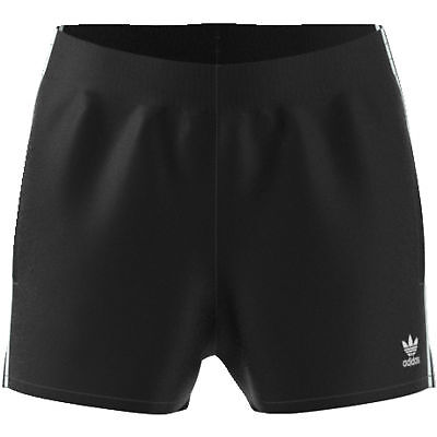 Shorts Adidas Originals 3 Stripes Nero Codice CY4763