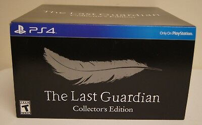 New! The Last Guardian [Collector's Edition] (Sony PlayStation 4, 2016)