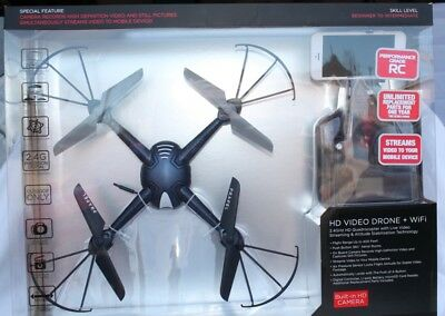 New Propel HD Video Drone + WIFI, Streaming Video 1 button landing and take of