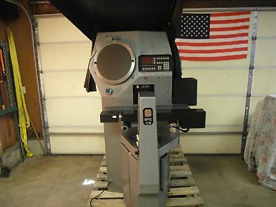 Refurbished Jones & Lamson Epic-114 Optical Comparator with 3 Month Warranty!!