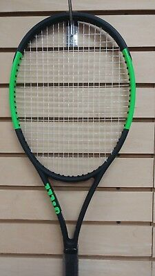 Wilson Blade 98 18x20 w/Countervail Used Tennis Racquet - Strung - 4 1/4'' Grip
