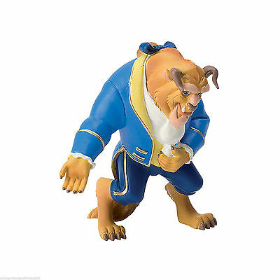 BULLYLAND DISNEY BEAUTY AND THE BEAST FIGURE - Beast - Great Cake Decoration
