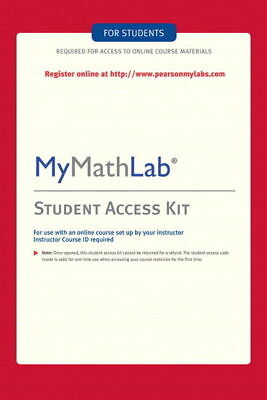 Pearson MyMathlab Instant access code for Math course My Math Lab FAST DELIVERY