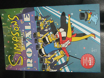 The Simpsons - Comics Royale